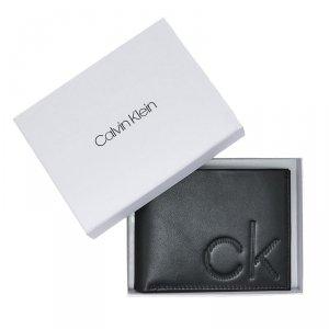 Calvin Klein portfel męski skóra K50K504833