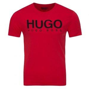 Hugo Boss t-shirt koszulka męska czerwona