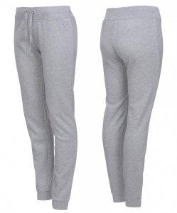 Champion spodnie dresowe szare 104283 006