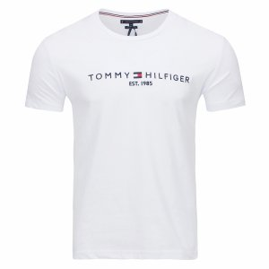 Tommy Hilfiger t-shirt koszulka męska biały