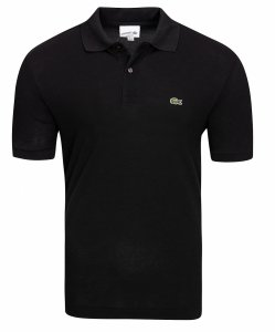 Lacoste koszulka polo polówka męska czarna
