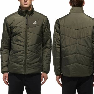 Adidas kurtka męska przejściowa khaki CZ0618