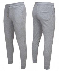 Ralph Lauren spodnie dresowe męskie szare