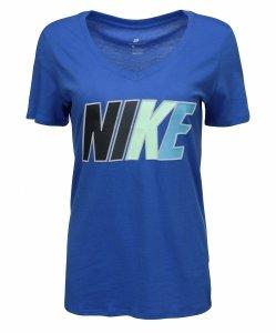 Nike damska koszulka t-shirt Sportswear Tee Flavor Burst 834775-478