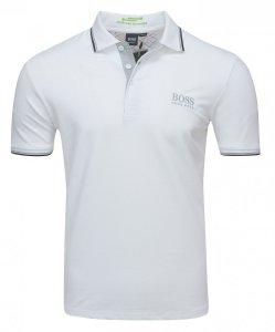 Hugo Boss koszulka polo polówka męska biała