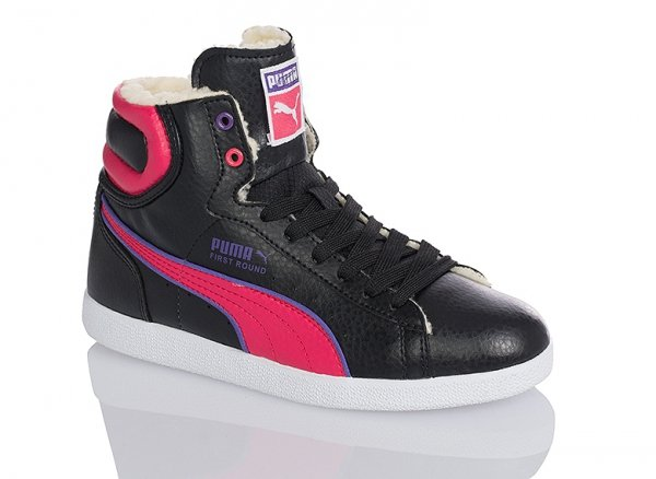 PUMA BUTY FIRST ROUND FUR WP WTR 352379 01