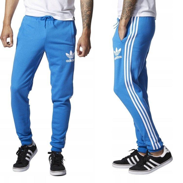 popularne sklepy jakość amazonka Adidas Originals spodnie dresowe męskie AY7781 - SPODNIE