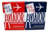 Karty do gry w pokera Aviator