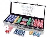 Żetony do pokera Piatnik 500 szt.