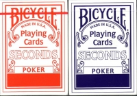 Karty Bicycle Seconds poker