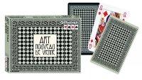 Karty Piatnik Art Nouveau de Vienne