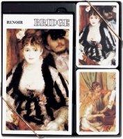 Renoir - 2 talie kart + bloczek