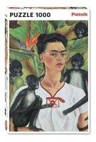 Puzzle Frida Kahlo, Autoportret