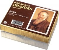 Johannes Brahms - 2 talie