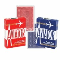 Karty pokerowe Aviator 914 standard