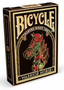 Karty Bicycle Warrior Horse