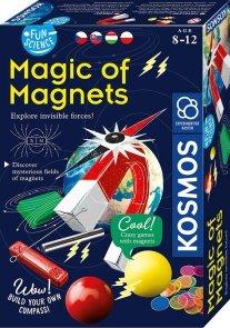 Zestaw Fun Science - Świat Magnesów