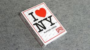 Bicycle I Love NY