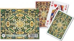 Florencka mozaika - 2 talie