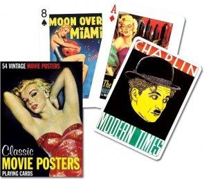 Karty Piatnik Plakaty filmowe