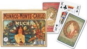 Karty Piatnik Mucha, Monte Carlo
