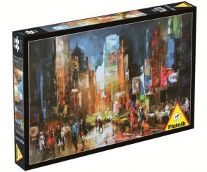 Puzzle, Times Square Piatnik