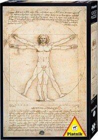 da Vinci - Proporcje