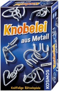 Metalowe łamigłówki
