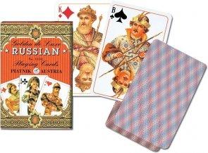 Rosyjskie - złote