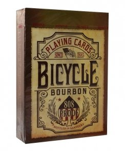 Bicycle Bourbon  - otwarte pudełko