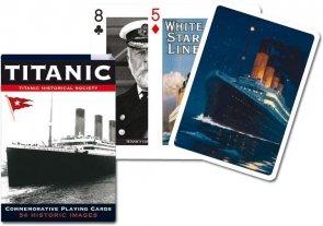 Karty Piatnik Titanic