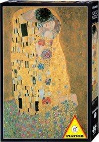 Klimt, Pocałunek