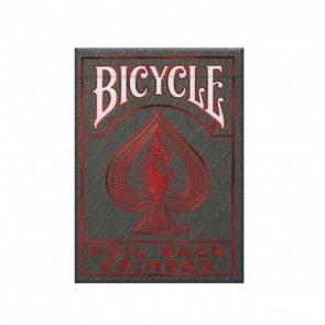 DUPLIKAT: Bicycle Foil Back Crimson