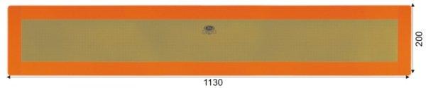 Tablica wyróżniająca TW-P1/E20/INK