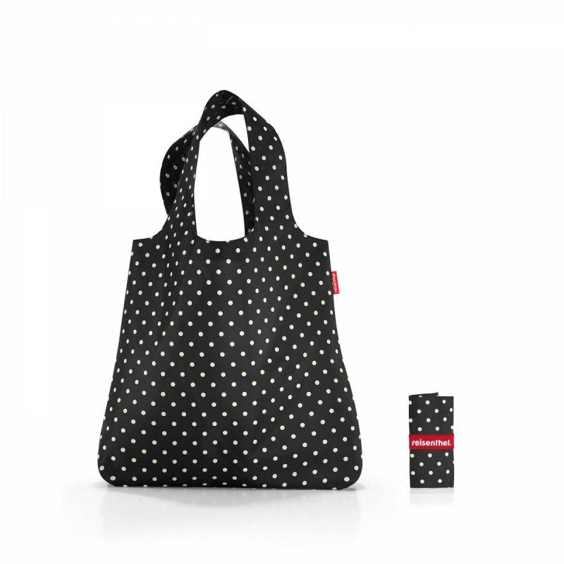 Siatka na zakupy Mini Maxi Shopper kolor Mixed Dots, firmy Reisenthel