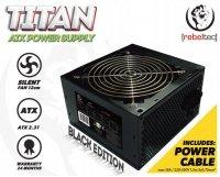 Zasilacz komputerowy Rebeltec Titan 500W(RECZAS00004)