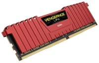DDR4 Vengeance LPX 16GB/2133(2*8GB) CL13-15-15-28 RED 1,20V