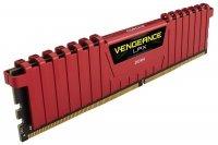 DDR4 Vengeance LPX 16GB/3200(2*8GB) CL16-18-18-36 RED 1,35V