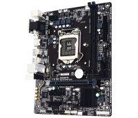 Płyta główna GA-H110M-S2H s1151 2DDR4 DVI/VGA/HDMI/USB3.0 micro ATX