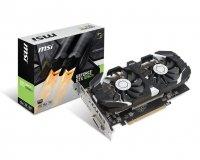 Karta graficzna GeForce GTX 1050 TI OC 4GB DDR5 128BIT DVI-D/HDMI/DP