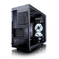 Focus G mini Black Window 3.5HDD/2.5'SDD uATX/ITX