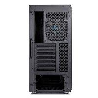 Meshify C Blackout Tempered Glass 2.5'/3.5' drive capacity  uATX/ATX/ITX