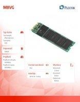 Dysk SSD M.2 2280 M8VG TLC 128GB SATA3 560/400 MB/s