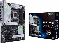 Płyta Asus PRIME Z590-A /Z590/DDR4/SATA3/M.2/USB3.2/PCIe4.0/s.1200/ATX