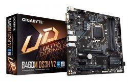 Płyta Gigabyte B460M DS3H V2/B460/DDR4/SATA3/M.2/USB3.1/PCIe3.0/s.1200/mATX