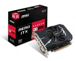 Karta graficzna Radeon RX 560 AERO ITX OC 4GB 128BIT HDMI/DVI/DP