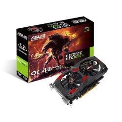 Karta graficzna GeForce GTX 1050 TI OC 4GB 128BIT DVI/HDMI/DP
