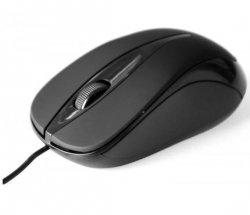Mysz optyczna Plano czarna