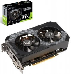 Karta graficzna GeForce RTX 2060 TUF O6G GAMING 6GB GDDR6 192BIT DVI-D/2HDMI/DP