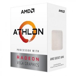 Procesor Athlon 3000G 3,5GH AM4 YD3000C6FHBOX